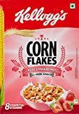 Kellogg's Corn Flakes, Strawberry, 275g