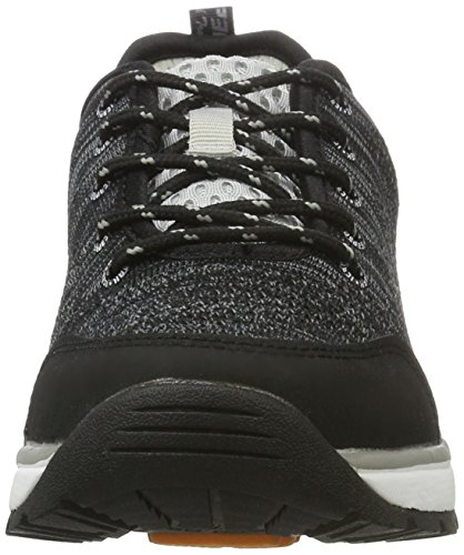 ICEPEAK Windy, Scarpe Sportive Outdoor Donna Nero (Black)