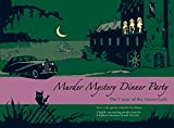 Murder Mystery Dinner Party - The Curse of the Green Lady