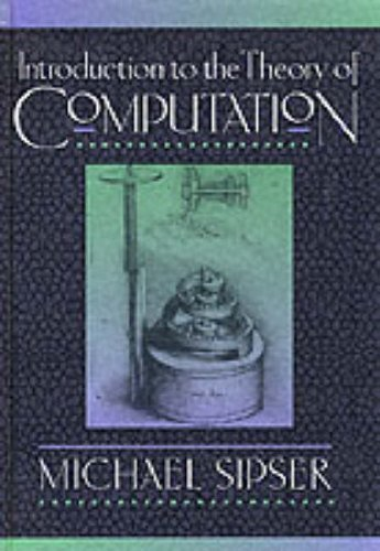 Introduction to the Theory of Computation by Michael Sipser (1997-01-12)