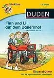 Lesedetektive Übungsbücher - Finn und Lili auf dem Bauernhof