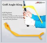 A99 Golf ANGLE KING Upgrade Golf Training Aids Swing Trainer guide practice BRAND