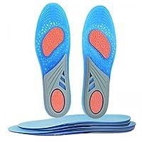 careshine Running Gel-Einlegesohlen Silikon Gel Einlagen Orthotic Arch Support Schuh Pad Sport Running Kissen... preisvergleich bei billige-tabletten.eu