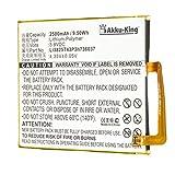Akku-King Akku ersetzt ZTE Li3825T43P3h736037 - Li-Polymer 2500mAh - für Blade A2, V7, Small Fresh 4, V7 Lite, BV0720