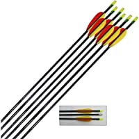 Frecce nere in fibra di vetro nera 6 x 30 pollici