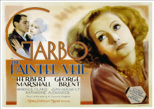 Fantastic A4 Glossy Print - 'The Painted Veil' (1934) - 2 - Taken From A Rare Vintage Movie / Film Poster (Vintage Movie / Film Posters)
