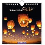 Momente des Glücks 2017: Postkartenkalender