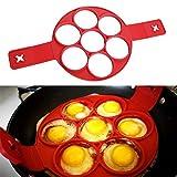 Pancake Maker, Egg Rings Maker antiaderente strumento di cottura frittelle formaggio uovo fornello pan in uova muffa cucina cottura accessori