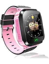 Reloj inteligente para niños, Reloj inteligente con juegos, Relojes inteligentes para niñas y niños