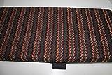 Cuscino & More - Cuscino per panchina, 5 cm Imbottitura, Set da Birra da Applicare con Chiusura Lampo