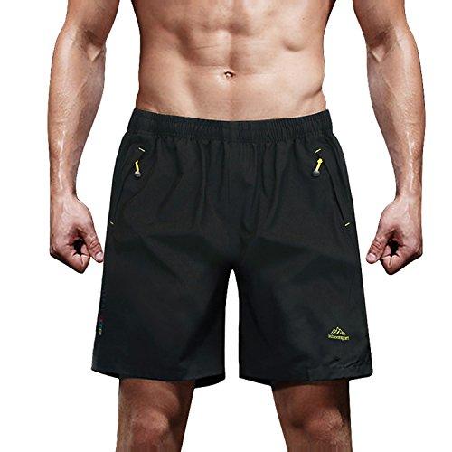 Pantalones Cortos de Playa Hombre bañador Pantalones Cortos de Natacion Verano Pantalones...