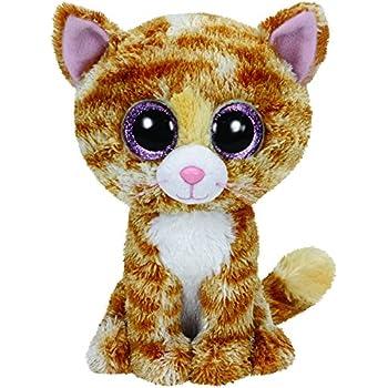 3d186e813bf Ty Beanie Boos - Tabitha the Cat  Amazon.co.uk  Toys   Games