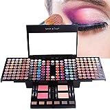 CFtrum 180 Colores Profesional Sombra de Ojos Cosmético Maquillaje paleta Blush Corrector Kit Belleza maquillaje Set