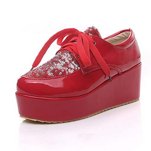 Salt Kitten pompe Balamasa rosso Heels Pepper Rosso Scarpe dwqxRPxZ