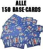 Star Wars Force Attax - Serie 1 - ALLE 150 Base Karten - Deutsch