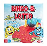 Bingo & Lotto – Bingospiel mit Lottotrommel [UK Import]