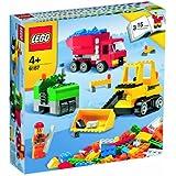 LEGO - 6187 - CreativeBuildingSystem - Jeux de construction - Set LEGO de construction de routes