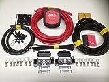 Durite Kit relè a ripartizione di carica da 12V 140A, relè intelligente per il rilevamento della tensione, SCK113