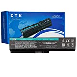 Dtk® Ultra Hochleistung Notebook Laptop Batterie Li-ion Akku für Toshiba Pa3817u-1brs Pa3819u-1brs Satellite C600 L640 L650 L650d L655 L700 L745 L755d M640 M645 P745 P755 P775 Series [Li-ion 6-cell 10.8v 4400mah] Notebook Battery