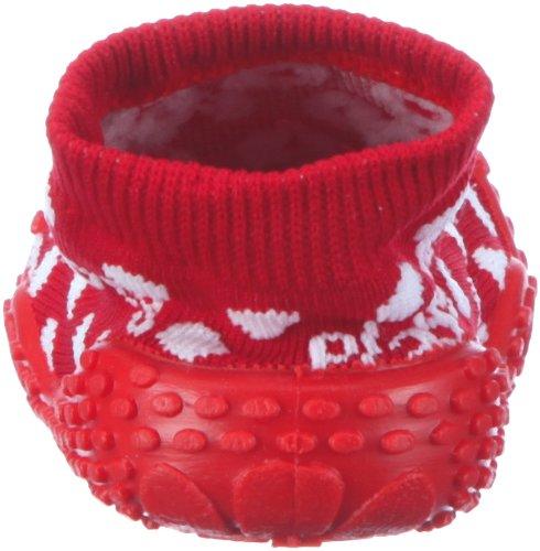 Playshoes Aqua-Socke Punkte 174803 Mädchen Aqua Schuhe Rot (rot 8)