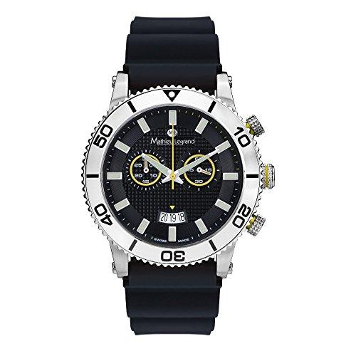Mathieu Legrand Reloj de cuarzo Man 45 mm