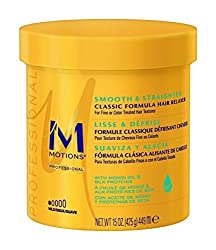 Motions Smooth & Straighten Hair Relaxer - Mild 15 oz. (Pack of 2)