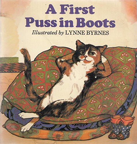A first Puss in boots