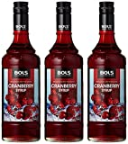 Bols Cranberry Syrup Alkoholfrei