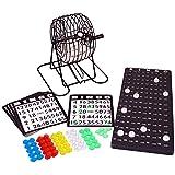Lotto tambor Bingo Bingo parte con Lotto y muchos accesorios