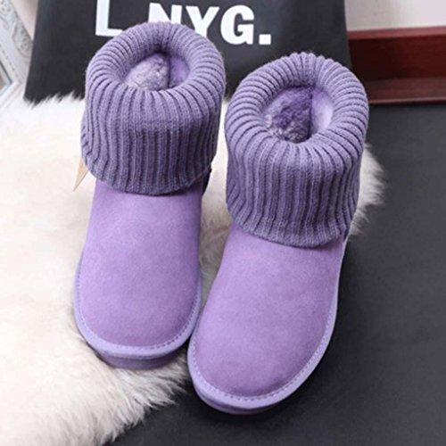 Heart&M Inverno nuovo tubo corto carino lana massello spessore caldo UGG donne di conforto a