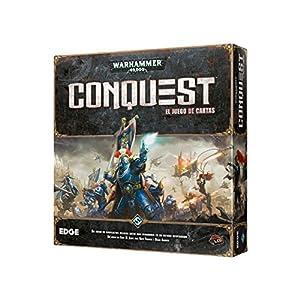 Fantasy Flight Games- Warhammer 40000 El El Juego de Cartas (EDGWHK01)