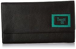 Baggit SS-18 Womens Wallet (Black)