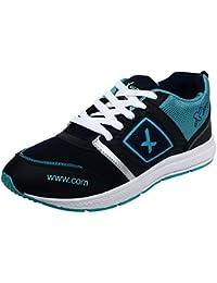 Oricum Men Black-625 Sport Running Shoes