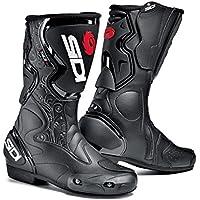 SIDI Fusion Lei Stivali da Moto, Nero, 41