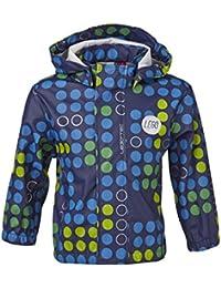 Legowear Boys Josh 207 Rain Polka Dot Raincoat