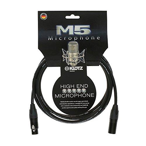 Klotz m5fm06M5Mikrofonkabel, 20ft