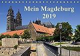 Mein Magdeburg 2019 (Tischkalender 2019 DIN A5 quer): Fotos von Magdeburg mit seinen Sehnenswürdigkeiten (Monatskalender, 14 Seiten ) (CALVENDO Orte)