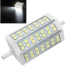 R7s/J118 42 5050 SMD LED Bombilla Luz Blanca 10W 118mm