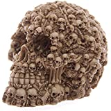 Plusieurs Décor Décoration crâne 12 cm