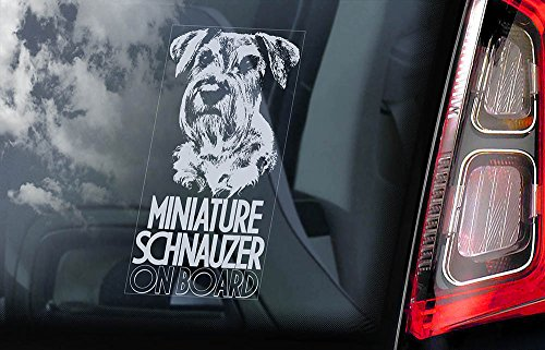 miniature-schnauzer-on-board-car-window-sticker-dog-sign-decal-external-printed-v05