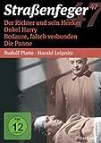 Straßenfeger 47 - Der Richter und sein Henker / Onkel Harry / Bedaure, falsch verbunden / Die Panne [4 DVDs]