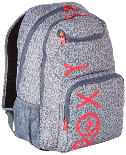 roxy-rucksack-shadow-swell-j-backpack-23-liter-grau-steel-arjbp00002-sfv0