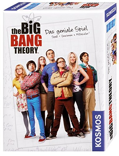 Kosmos 692407 - The Big Bang Theory - Das geniale Spiel - Spiel Bang