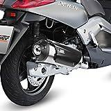 Pot d'Echappement Mivv Urban Yamaha X-Max 125 05-16 Système Complète