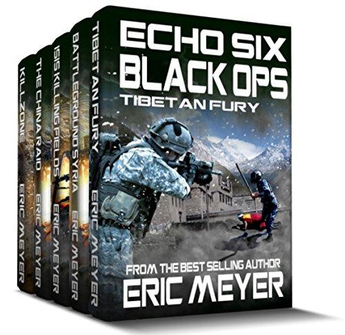 Echo Six: Black Ops - Box Set (Books 7-11)