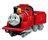 1 x Lego Duplo Eisenbahn Thomas und seine Freunde Figur James rot schwarz Lokomotive Zug für Set 5552 5547 52054