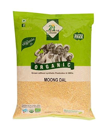 24 Mantra Organic Moong Dal, 1kg