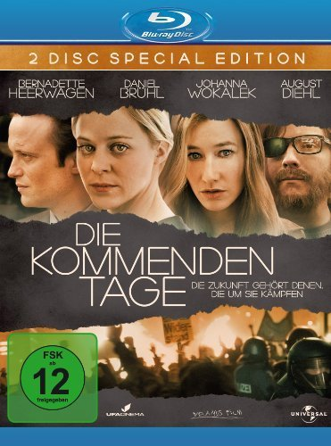 The Coming Days (2010) ( Die kommenden Tage ) (Blu-Ray)