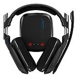 'Astro A50Stereophonisch weiß Headset Kopfhörer mit Mikrofon-Kopfhörer mit Mikrofon (verkabelt/kabellos, 3,5mm (1/8), Spielekonsole, ohrumschließend, 20-20000Hz, Stereophonisch)