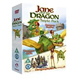 Jane and the Dragon Triple Pack [DVD]